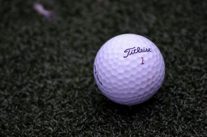 The world of golf balls turns out to contain a great deal of combat