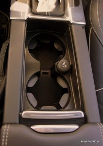 Can a car ever have too many cup holders?