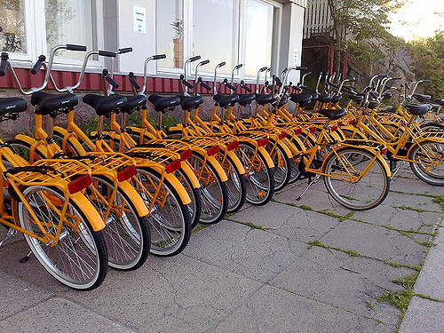 Hey Product Manager, Can I Ride Your Bike?