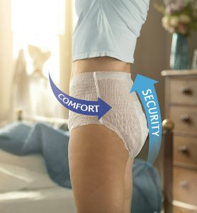 Adult diapers are not what anyone wants, but more and more people need them